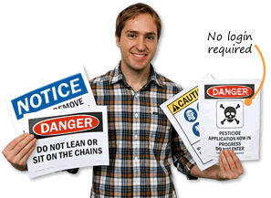 Free Safety Signs