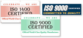 ISO Banners