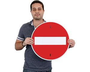 ISO Mandatory Action Signage