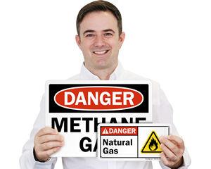 Methane Signs