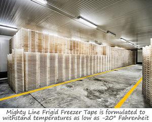 Mighty Line Frigid Freezer Tape