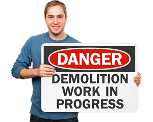 Osha Construction Safety Signs