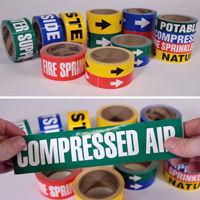Pipe Marker Designation Of Colors