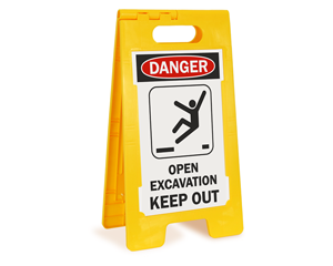 Quotation for Floor Stand Signs