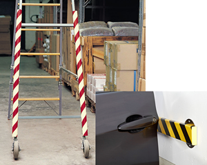 Safety Surface Protection Bumpers