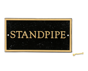 Standpipe Plates