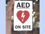 AED Window Decals