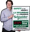 Custom Bilingual Safety Scoreboards