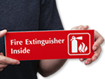 Elegant Engraved Signs