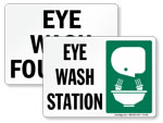 Eye Wash Inspection Tags