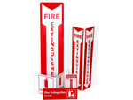 Looking for Fire Extinguisher Signs?