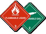 DOT HazMat Labels