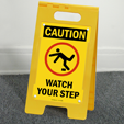 Portable Floor Sign