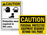 Looking for PPE Signs?