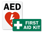 Print Your First Aid Signs