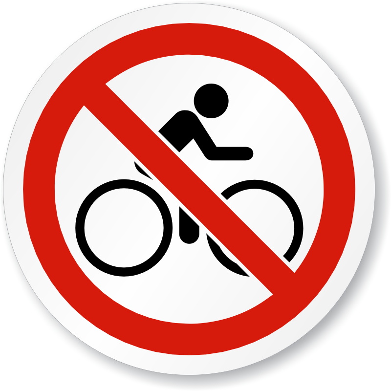 no bike riding symbol iso prohibition circular sign  sku free fire department logo design free fire department logo design