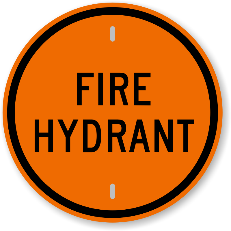 Fire Hydrant Signs No Parking Fire Hydrant Signs