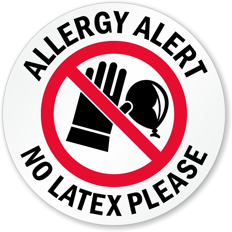 Food Allergy Warning Signs Mysafetysign