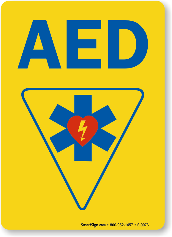 Aed Signs Top Quality At Low Prices Huge Range Sku S 0076