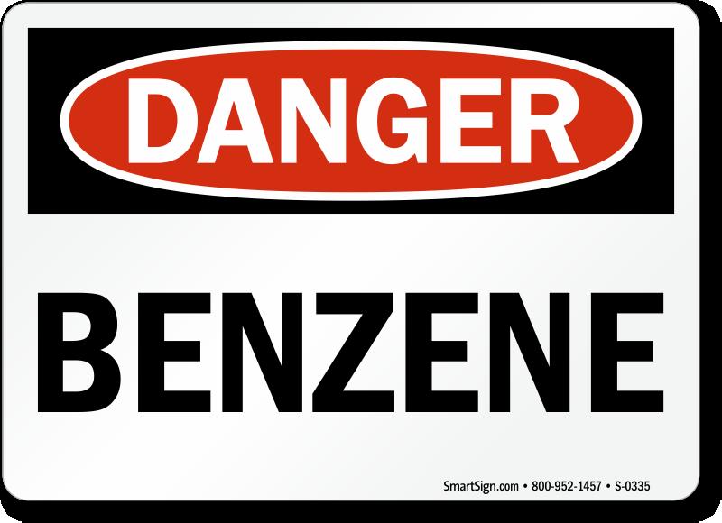 Danger: Benzene