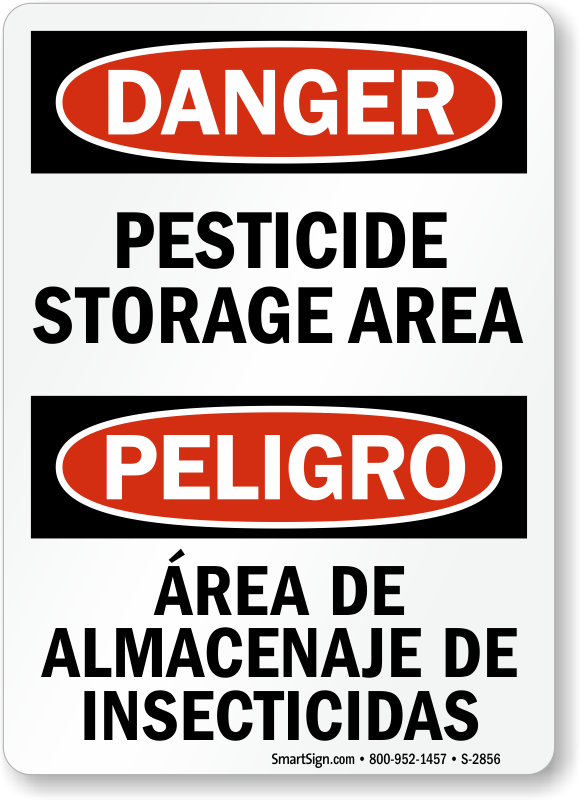 Pesticide storage signs mysafetysign zoom price buy publicscrutiny Image collections
