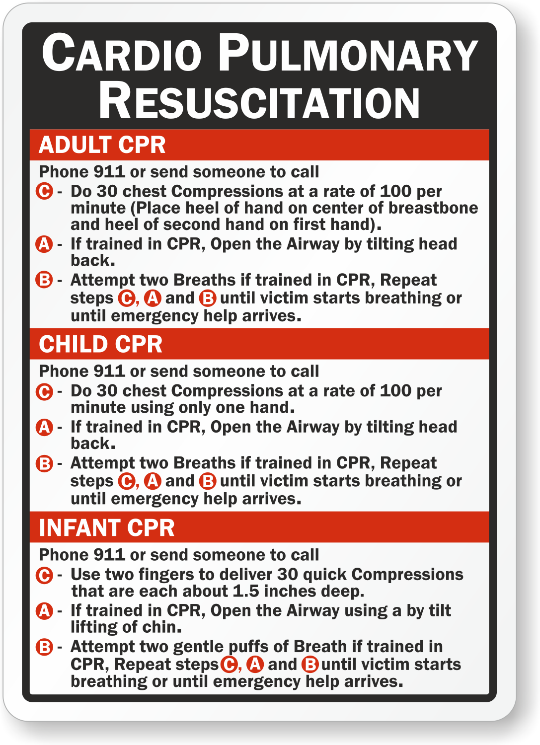 Cardio Pulmonary Resuscitation Adult, Child, Infant Cpr. Conversion Signs. Creative Wall Signs Of Stroke. Closed Signs Of Stroke. Png Signs Of Stroke. Catcher Signs. Please Call Signs Of Stroke. Free Printable Wedding Hashtag Signs Of Stroke. 14 December Signs Of Stroke