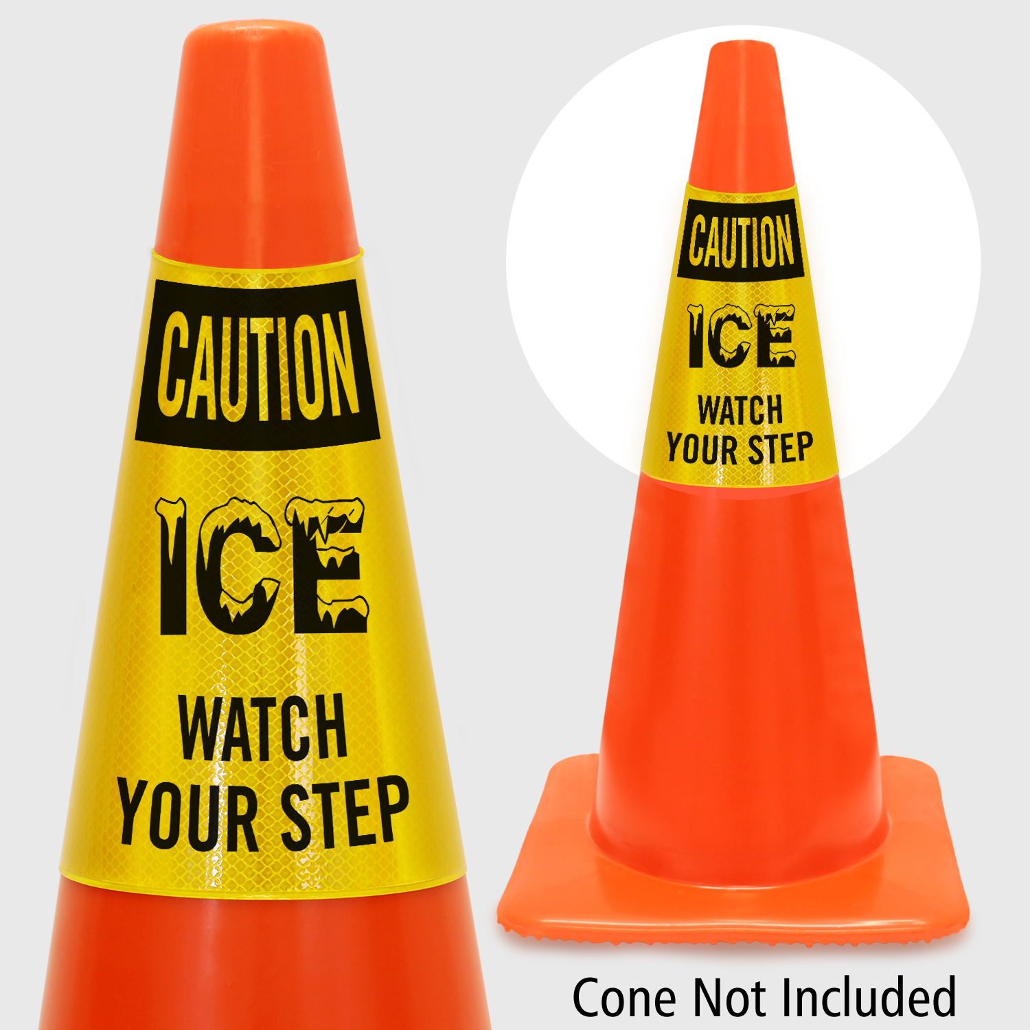 Watch Your Step Signs Best Prices From Mysafetysign