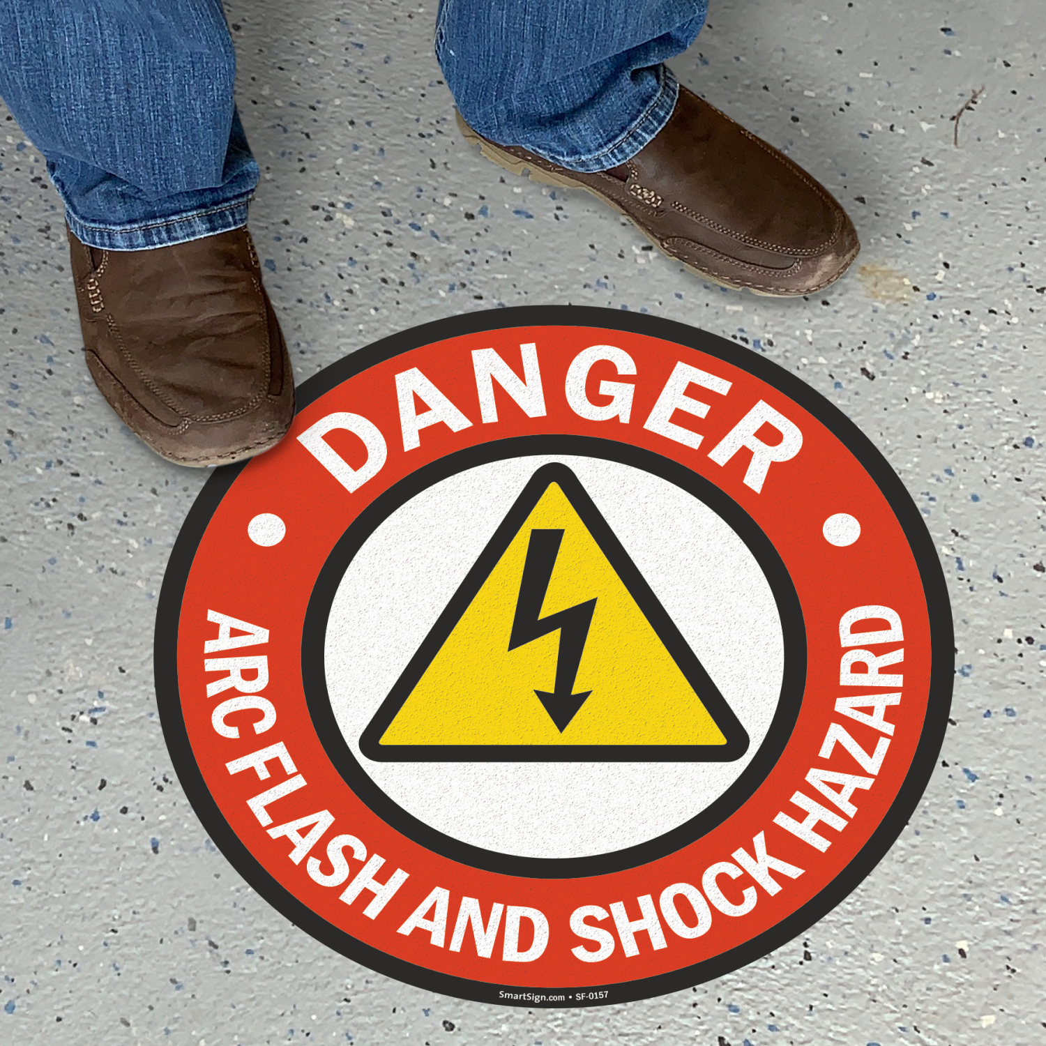 Arc flash and welding arc signs mysafetysigncom for Arc flash warning signs