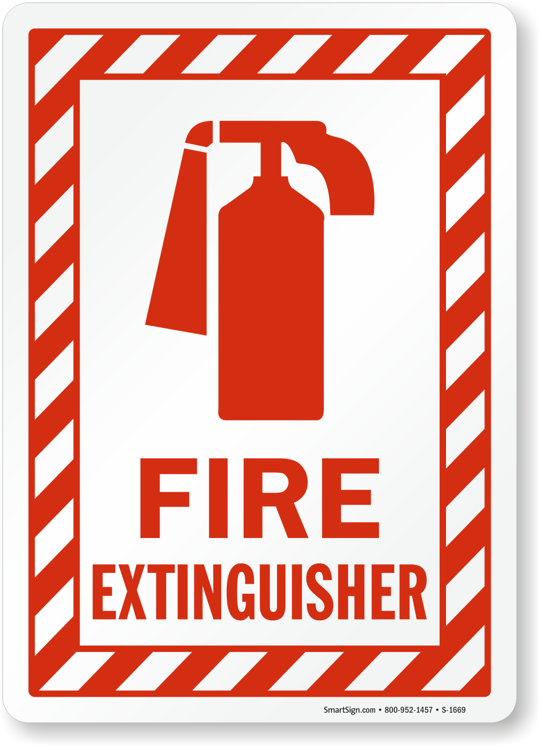 Fire Extinguisher Symbol Signs Sku S 1669 Mysafetysign