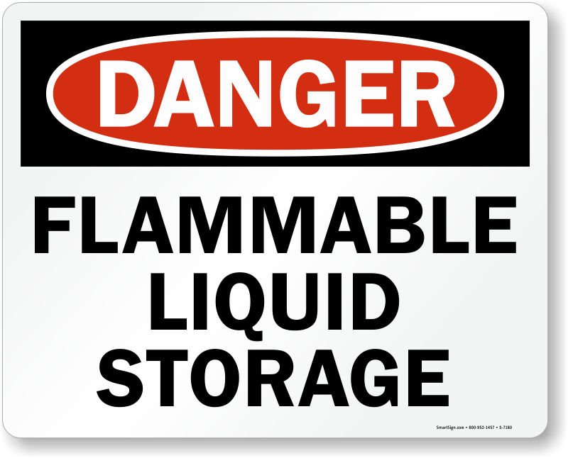 Flammable Liquid Storage Best Design 2017