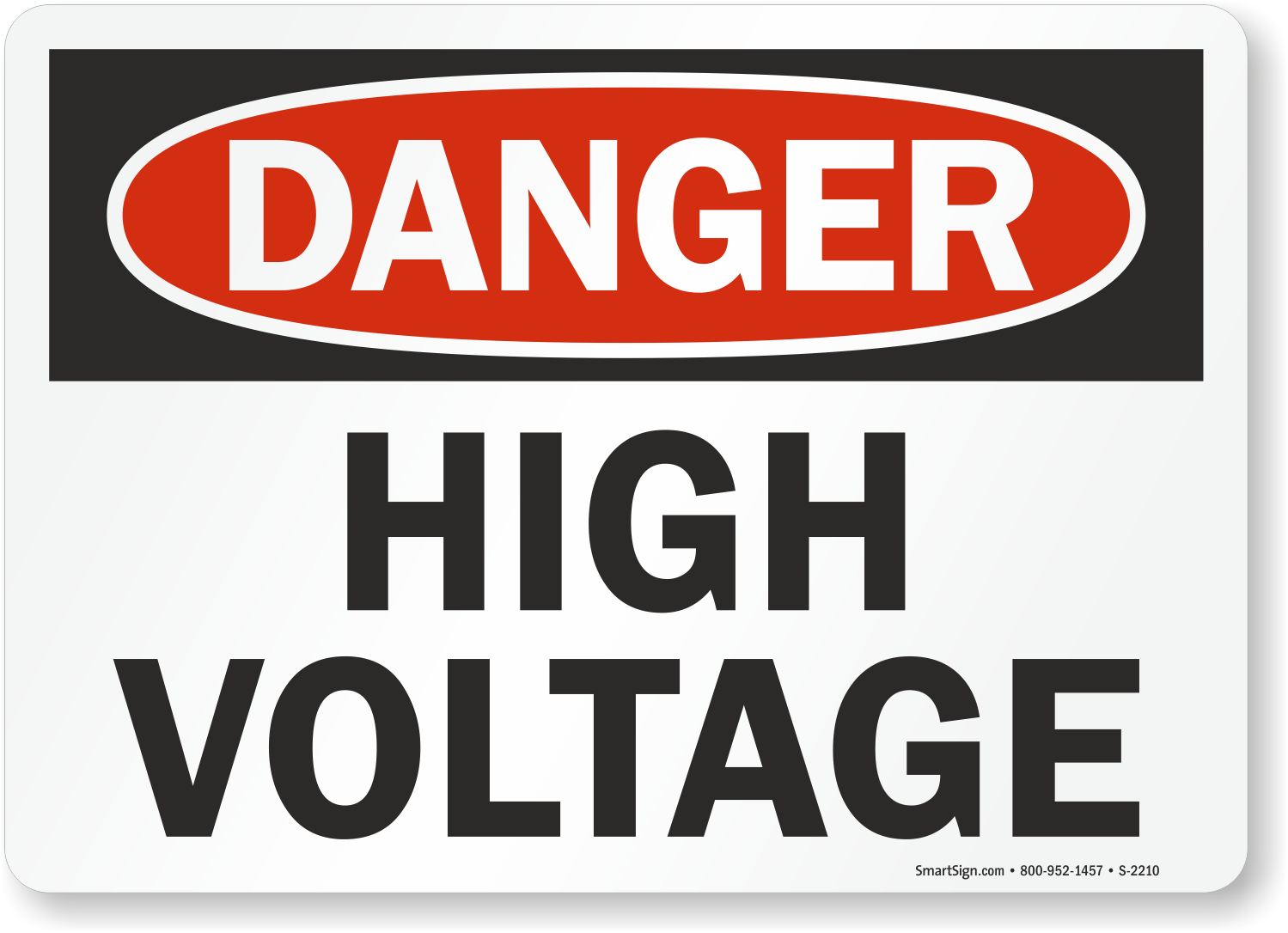 High Voltage Signs Free Shipping On Orders Over 9 95