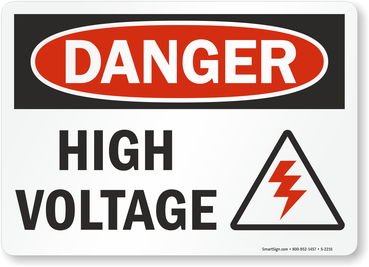 Electrical Safety Signs Electrical Warning Signs Best