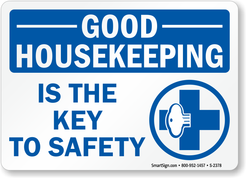 housekeeping signs custom housekeeping signs