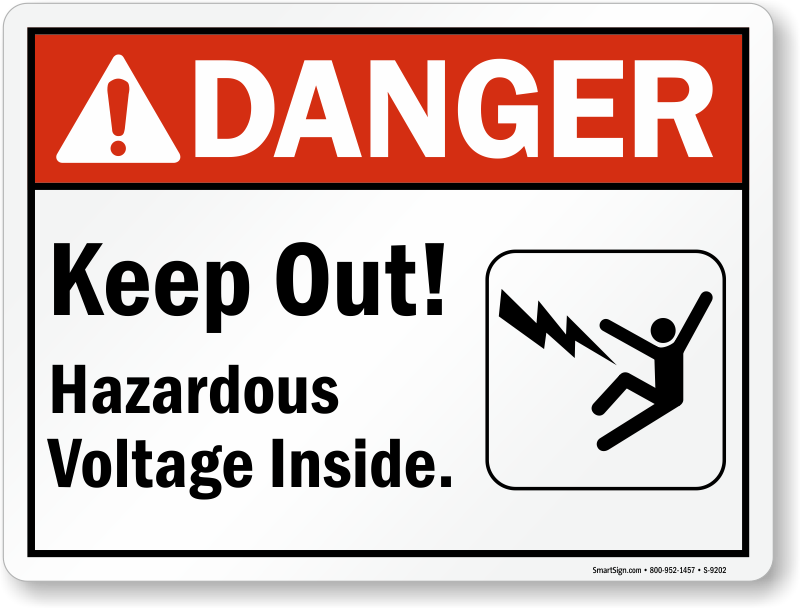 Danger Room Danger Zone Sign Clipart Best Keep Out