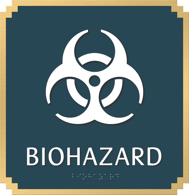 Biohazard Signs Biohazard Warning Signs