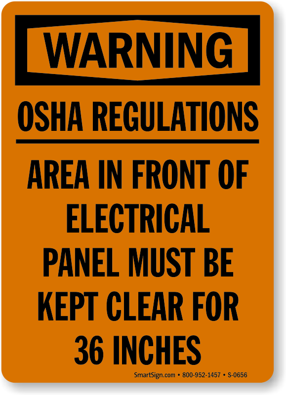 OSHA Warning Signs | Stock & Custom Designs | MySafetySign