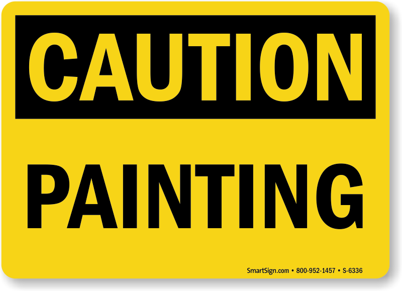 Wet Paint Signs Amp Tags Wet Paint Warning Signs Amp Tags