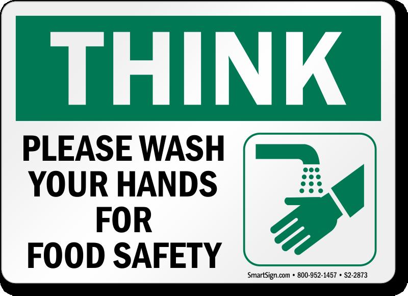 Food Safety Wash Hnds