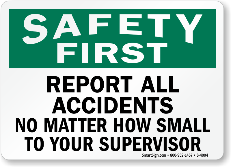 report all accidents signs report unsafe conditions signs clip art ship flag clip art ships wheel