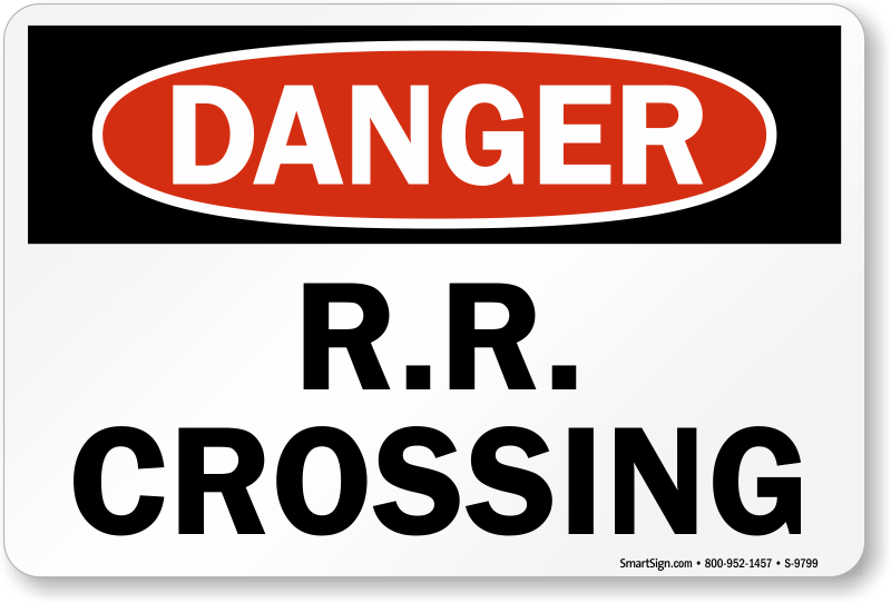 railroad crossing safety essay Traffic signs - traffic signs test 1 pedestrian crossing school crossing crossing not  traffic analysis transportation planning traffic safety - slides with.