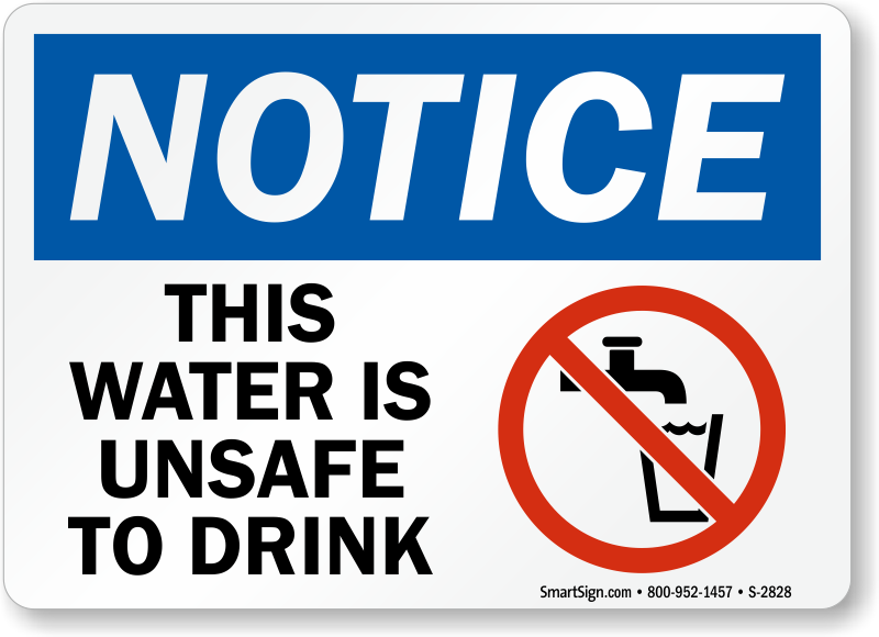 Is Hard Water Unsafe For Drinking