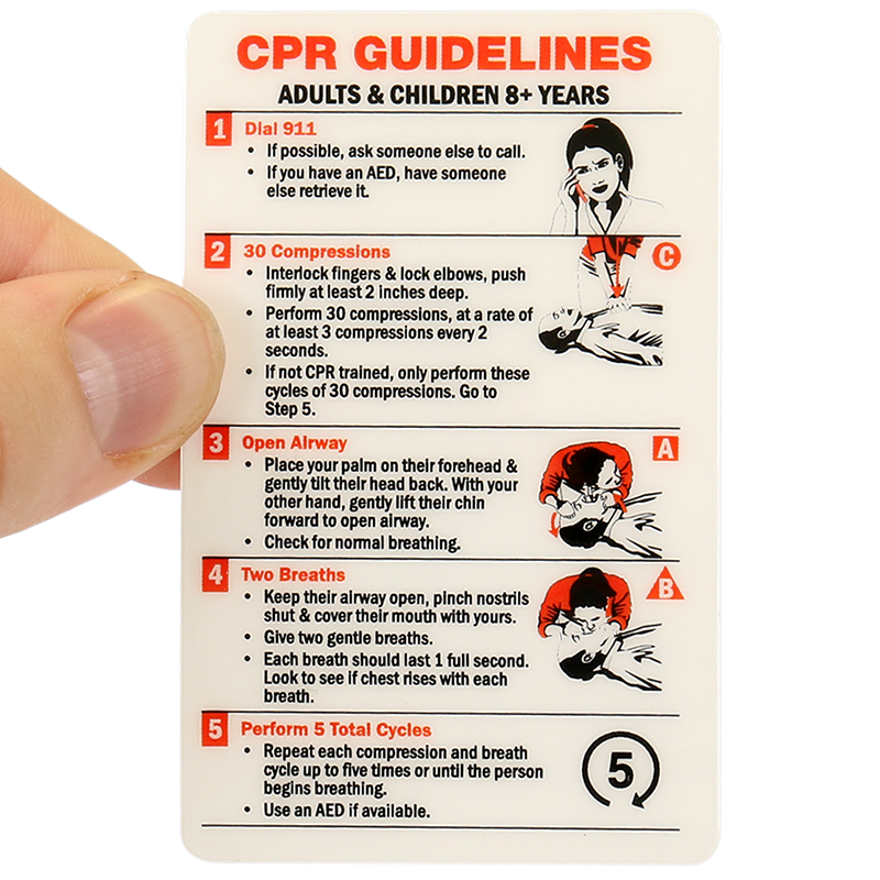 Cpr Card Template Card Template Forms Fillable Printable Samples