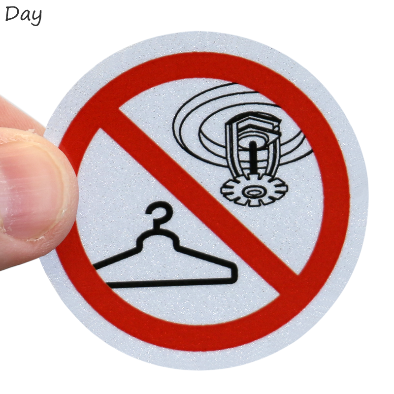 No Hangers On Sprinkler Lines Symbol Label Sku Lb 1539