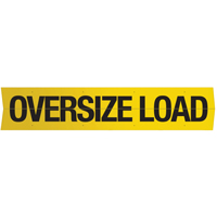 Aluminum Oversize Load Sign