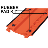 Traction Kit For 1.5in. 1-Channel FastLane Cable Protectors