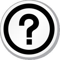 Information Symbol ISO Circle Sign