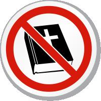 No Religion Symbol ISO Prohibition Circular Sign