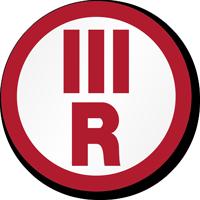 III R Roof Truss Sign Circular