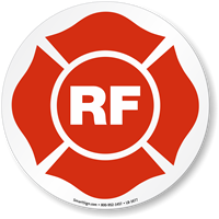 Florida Roof Floor Truss Fire Compliant Label