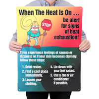 Custom Safety Signs Quoter